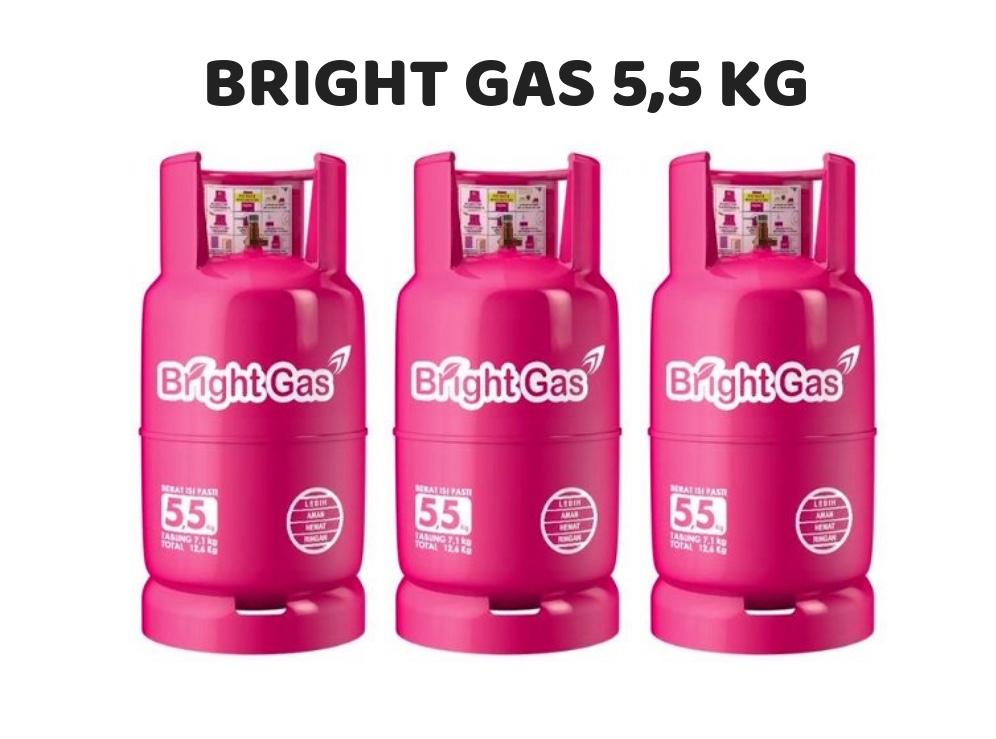 Bright Gas 5,5 Kg
