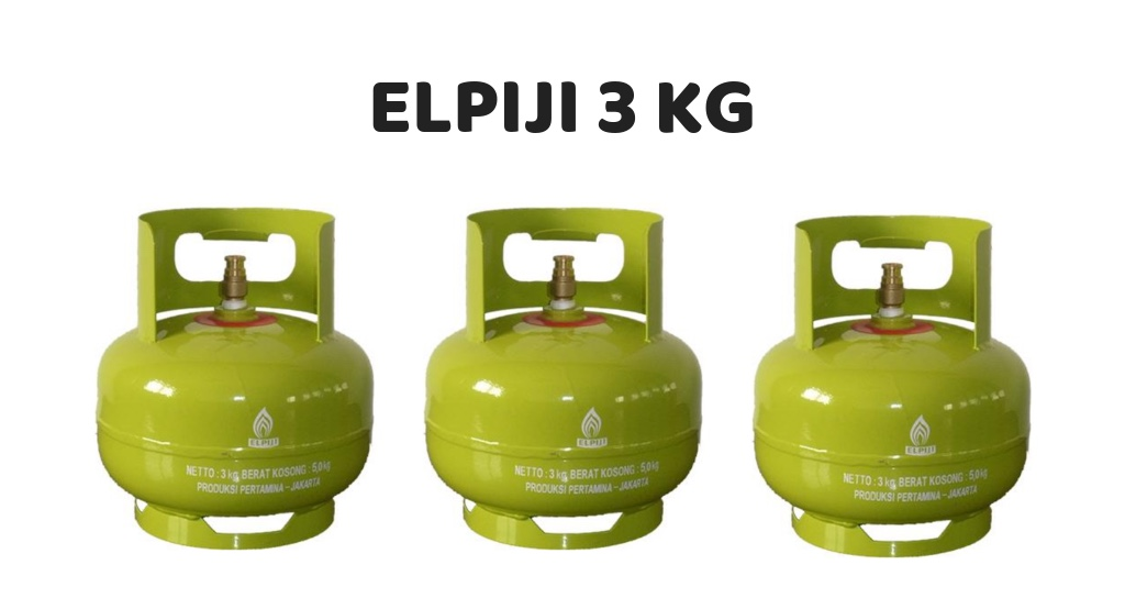 Elpiji 3 Kg